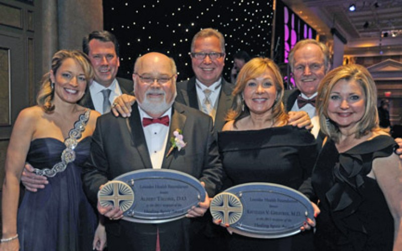 Lourdes Health Foundation honors physicians with Healing Spirit Award