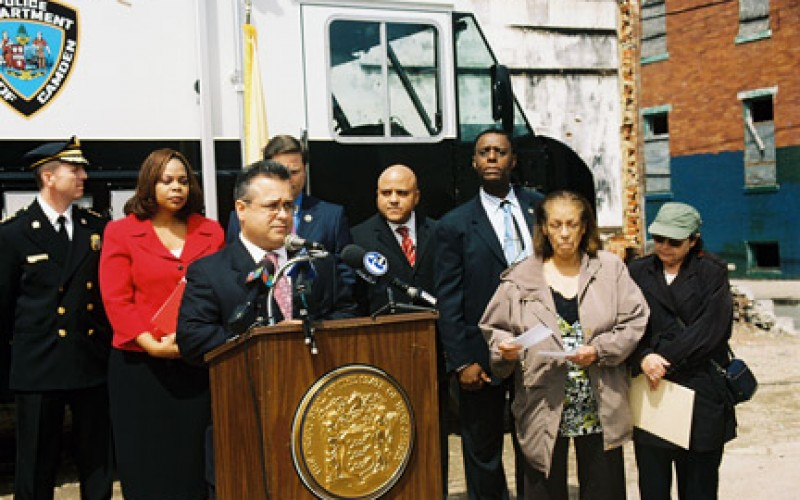Leaders: New drug law will help make Camden safe