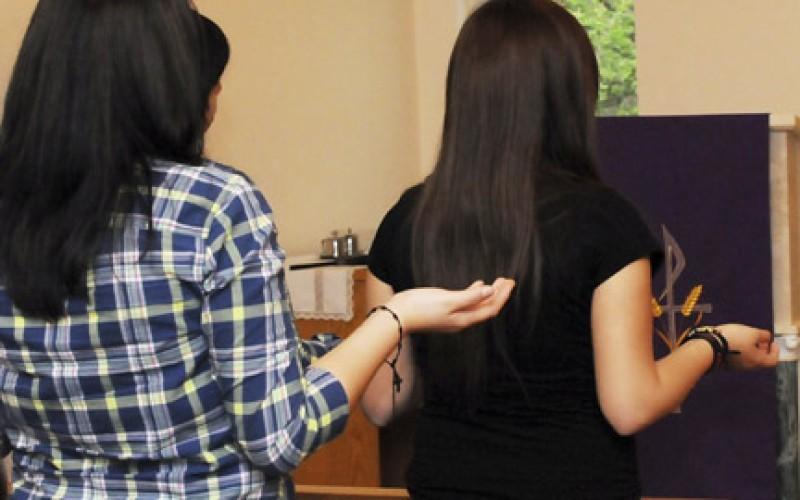 Retreat for high school girls