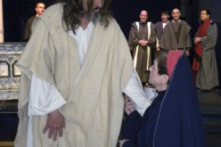 Passion Play at St. Mary's