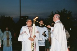 Holy Triduum Celebrated in Camden Diocese