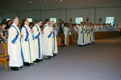 Bishop Galante ordains 10 men to the diaconate