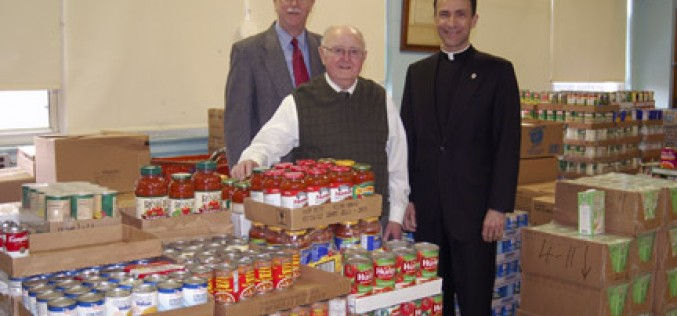 Combined efforts strengthen St. Vincent de Paul Society