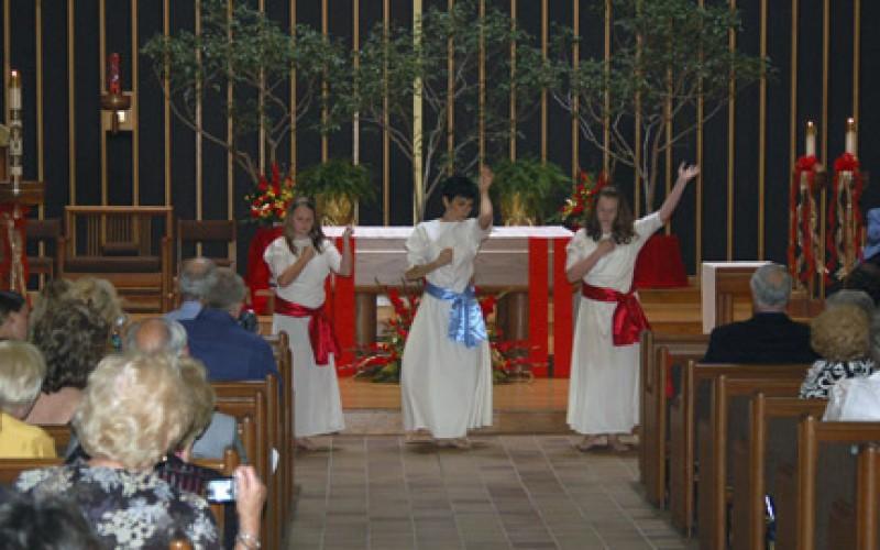 50th Anniversary Mass at St. Mary