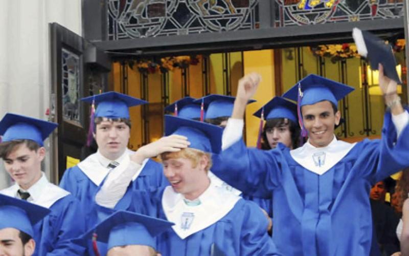 Sacred Heart High School Class of 2011
