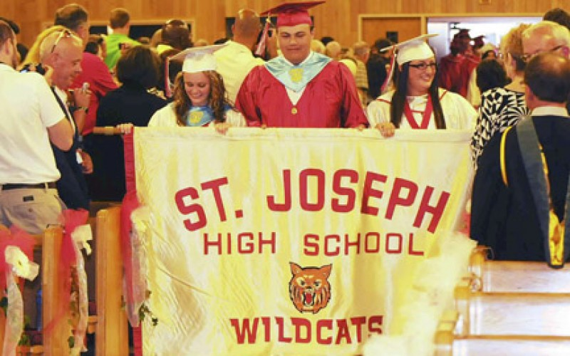St. Joseph High School Class of 2011