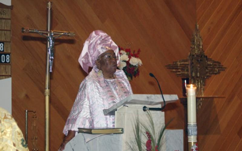 Catholics gather to honor Martyrs of Uganda