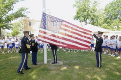 Flag Day at St. Teresa