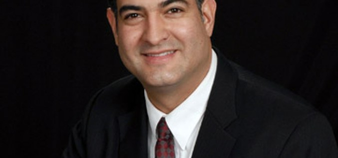 Arango named delegate for Hispanic Ministry