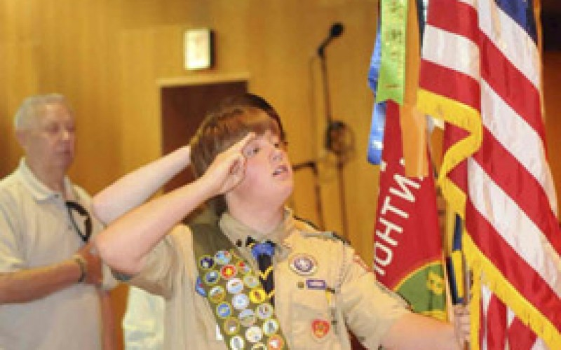 Diocese of Camden Scouting – Religious Award Recipients