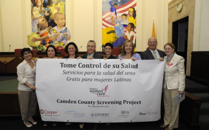 Free breast cancer screenings, services, to area Latinas