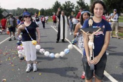 July 4 parade in Galloway Township
