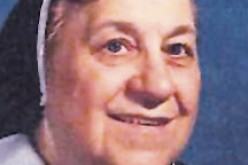 Sister Assumpta Ferrara of the Daughters of Mercy dies