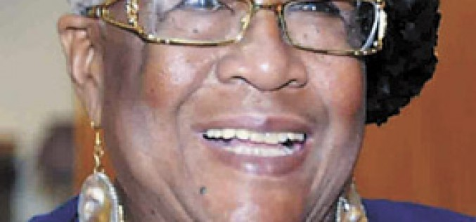 Glassboro woman honored by Racial Justice Commission