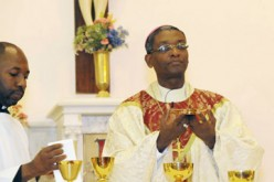 Multicultural parish holds a weekend celebration