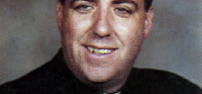 Msgr. Checchio named a prelate of honor by the pope