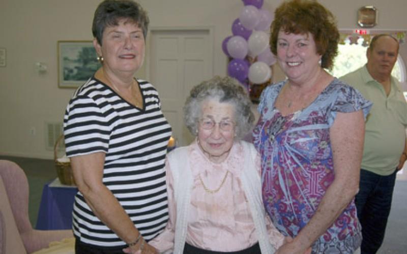 100th birthdays