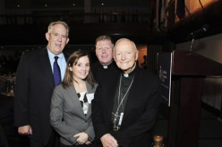 Catholic Charities event in Washington