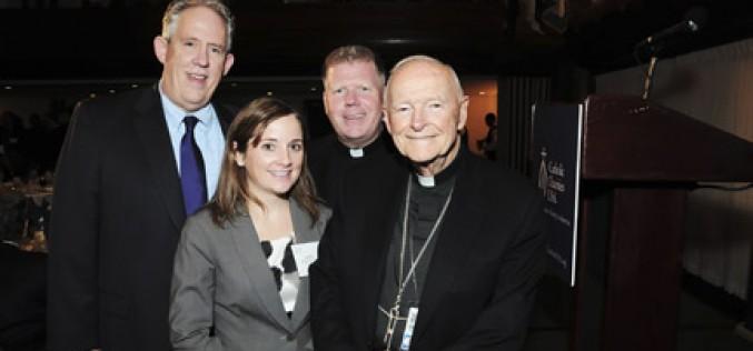 Catholic Charities event in Washington