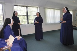 Installation of superior provincial of the Little Servant Sisters