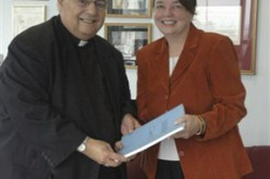 Study praises Camden Diocesan merger process