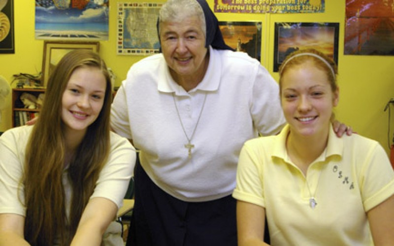 Our Lady of Mercy Academy welcomes foreign students