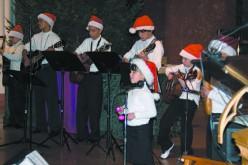 Multicultural concert