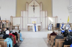 New St. Joseph Church dedicated