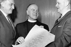 Full of Grace – Diocese of Camden 1937-2012, Msgr. Joseph McIntyre