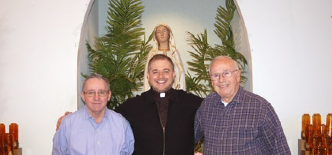 A partnership in parish stewardship
