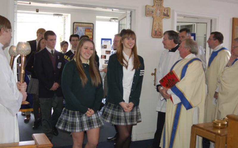 Schools celebrate diocesan anniversary