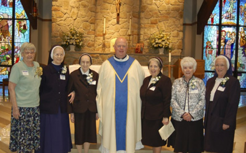 World Day for Consecrated Life and Jubilee Celebrations