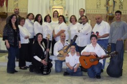 Parish choir celebrates an anniversary
