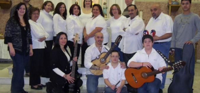 Coro Parroquial celebra un aniversario