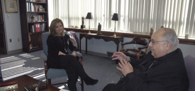Bishop Galante interview