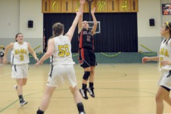 Girls' high school basketball