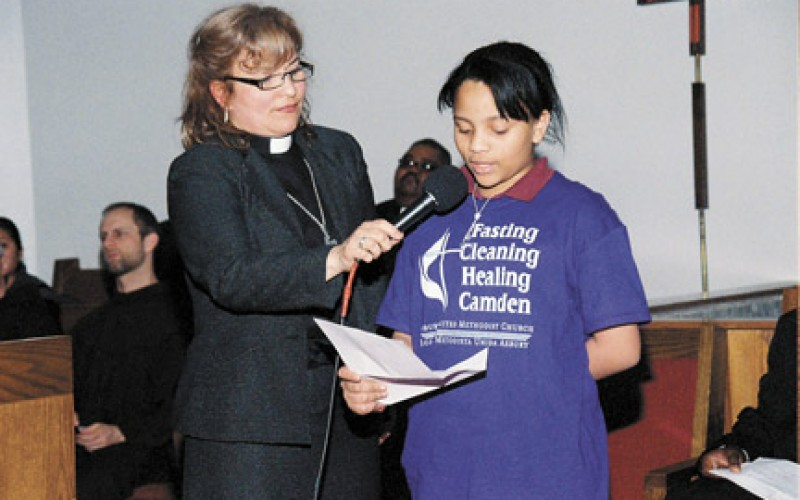 Religious and community leaders speak out for a safer Camden