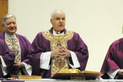 A new cardinal celebrates Mass in Ocean City