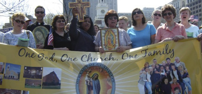 South Jersey Catholics join Philadelphia rally