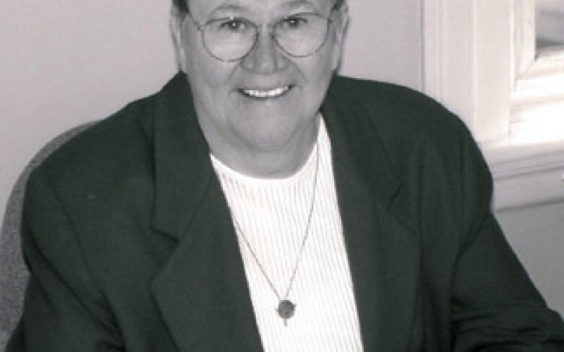 Full of Grace – Sister Peg Hynes