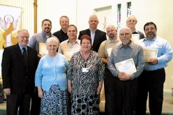Diaconate candidates complete Clinical Pastoral Formation Program