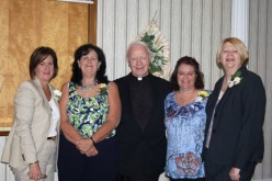 Diocesan PTA holds its last luncheon