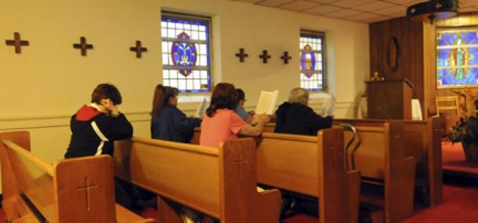 Grupo de Oración, Mujer Levántate