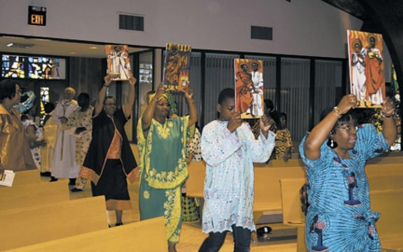 Mass celebrates sacrifice of the Ugandan Martyrs