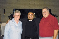 Couple that can't say no helps bring parishes together