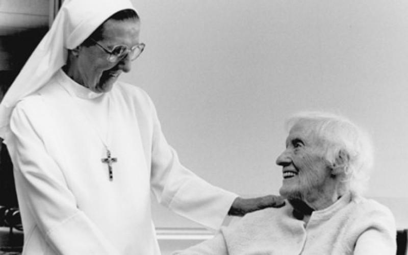 Full of Grace – The long and varied career of Sister Virginia Kurek