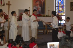 The Martyrdom of St. Pedro Calungsod