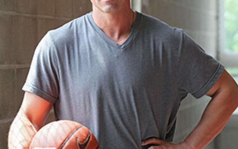Chris Herren talks to students about addiction and recovery