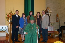 Mass for Lay Ministry Program participants
