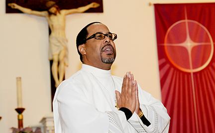 Evangelist Richard L. Lane